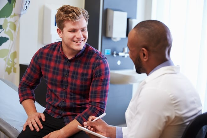 Primary care doctors can also be the key to regular testing that can be life-saving for some men.