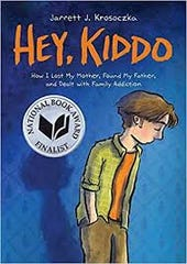 'Hey, Kiddo' book cover.