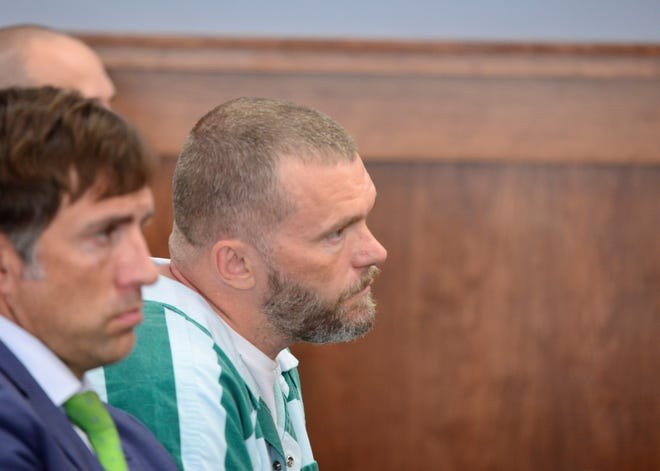 Robert A. Ward was sentenced to two years in prison Tuesday on charges relating to felonious assault and abduction.