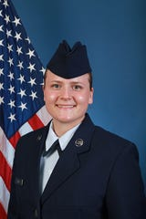 U.S. Air Force National Guard Airman 1st Class Jenna L. Purvis