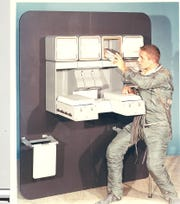 Whirlpool was contracted by the Air Force to develop the Space Kitchen to be used by astronauts.