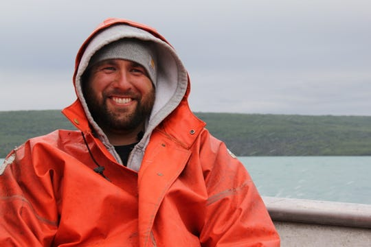 Joe Echo-Hawk,  founder of Kwee-Jack Fish Co., is currently fishing in Alaska.