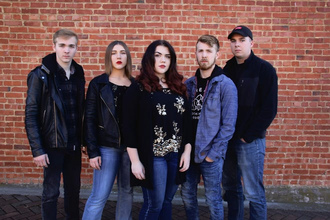 NRG will perform at Yellville's Music on the Square on Saturday night.