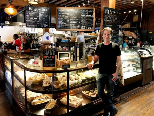 Jim Kreider took over Merridee's Breadbasket in Franklin, Tenn., in 1994, and since then, Merridee's space has more than doubled.