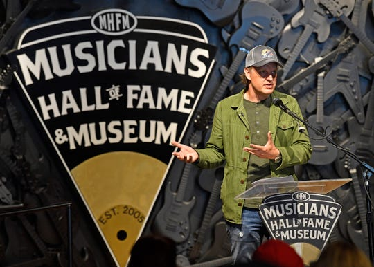 Multi-GRAMMY nominated guitar virtuoso, Joe Bonamassa, announced the 2019 inductees to the Musicians Hall of Fame & Museum on Tuesday in Nashville.