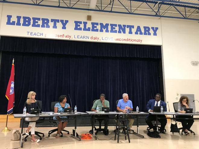Franklin Special School District voted unanimously to approve a $80.6 million budget that includes a slew of capital projects and raises for all employees.