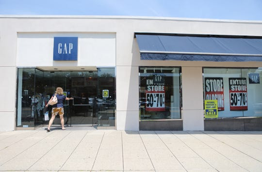 The Gap, in Ridgewood will be closing its doors for good. It is among a cluster of stores that have closed or are going out of business on the 200 block of East Ridgewood Ave.
