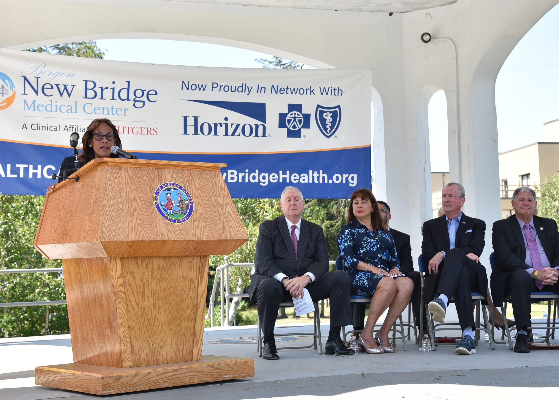Bergen New Bridge hospital becomes part of Horizon BCBS