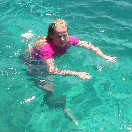 Susan Parsons of Shore 2 Swim