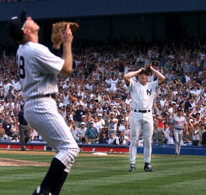 Remembering David Cone's perfect game for NY Yankees, 20
