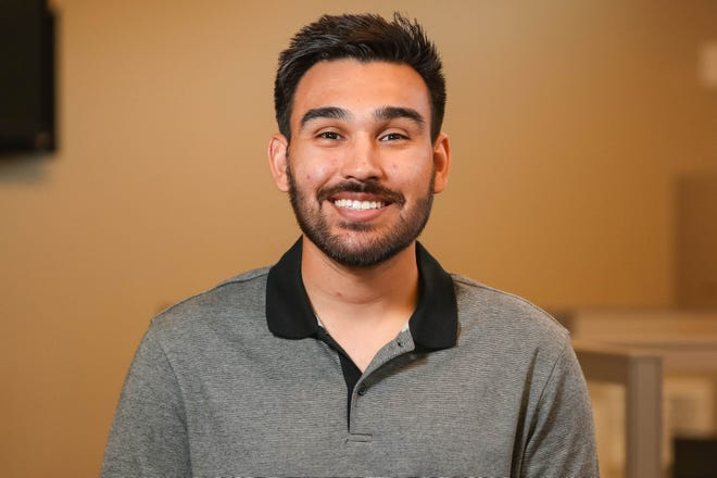 Justin Martinez is the new sports reporter for the Las Cruces Sun-News. He covers New Mexico State men's basketball and high school football.