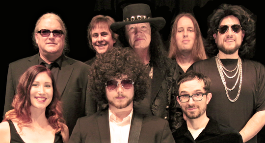 The ELO tribute band A New World Record will perform July 21 at the Farmington Civic Center.