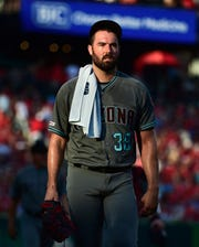 Arizona Diamondbacks starting pitcher Robbie Ray is drawing a lot of attention on the MLB trade market.