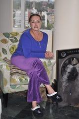 Sonia estaba delicada de salud desde hacía varios años.