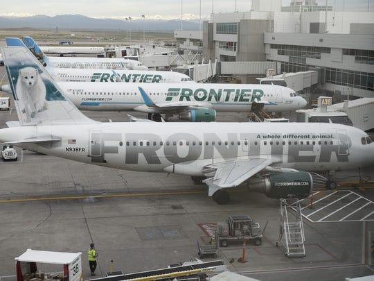 Frontier Airlines está agregando vuelos desde el Aeropuerto Sky Harbor a cuatro destinos a partir de noviembre.