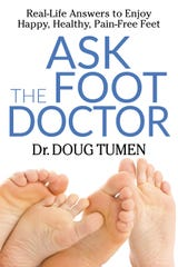Woodstock podiatristDoug Tumen has a new book thatprovides a guide for those seeking to better understand how to care for their feet.