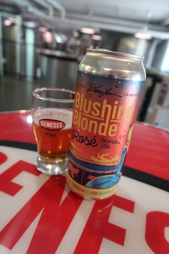 Genesee Brew House Blushing Blonde Rosé Ale