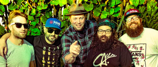 Reggae touring act Fortunate Youth will perform at Seacrets in Ocean City at 10 p.m. Monday, July 22. Admission is $10.