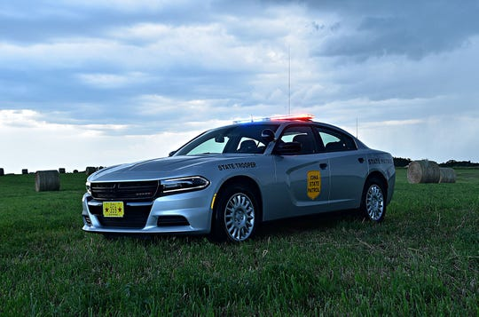 Iowa State Trooper best looking cruiser submission