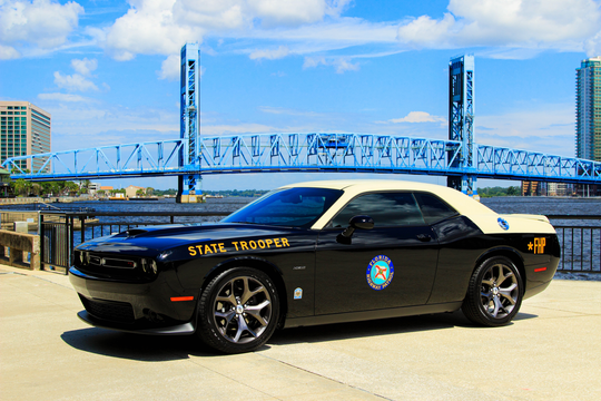 Florida State Trooper best looking cruiser submission