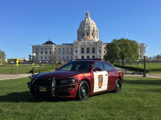Minnesota State Trooper best looking cruiser submission