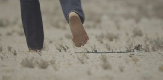 "The makers of ""The Earthing Movie,"" a new documentary film, contend that by ""earthing,"" and coming into contact with the earth through bare feet, people can see improvements to their moods, sleep patterns and overall health."