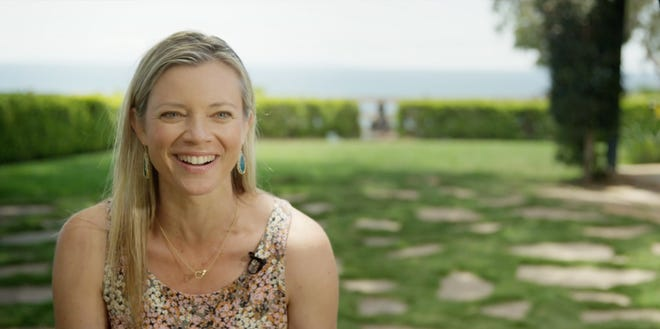 "Amy Smart is featured in ""The Earthing Movie,"" a documentary directed and produced by Sundance Award-Winning filmmakers Josh and Rebecca Tickell."