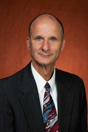 Gary K. Ostrander, Vice President for Research at Florida State University