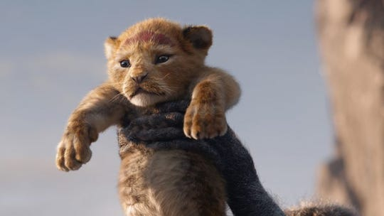 "The Alamo Drafthouse will have events for kids related to ""Lion King"" Saturday."