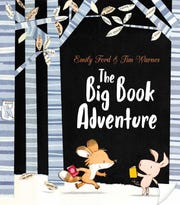 """The Big Book Adventure"" by Emily Ford & Tim Warnes"