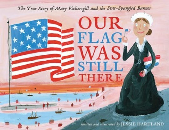 """Our Flag Was Still There"" by Jessie Hartland"
