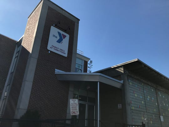The Windle Park entrance of Family YMCA at Tarrytown. The Y's board has announced its decision to put the 107-year-old building on the market, hoping to find a new home.