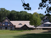 Upgrades ongoing at equestrian barn with ties to Bill Gates