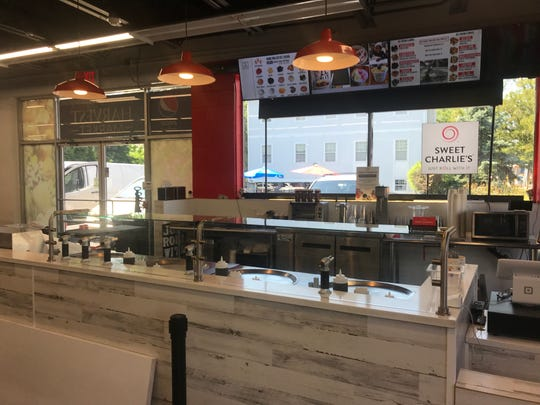 A revamped Sweet Charlie's is now located inside Harvest Market in Mamaroneck.