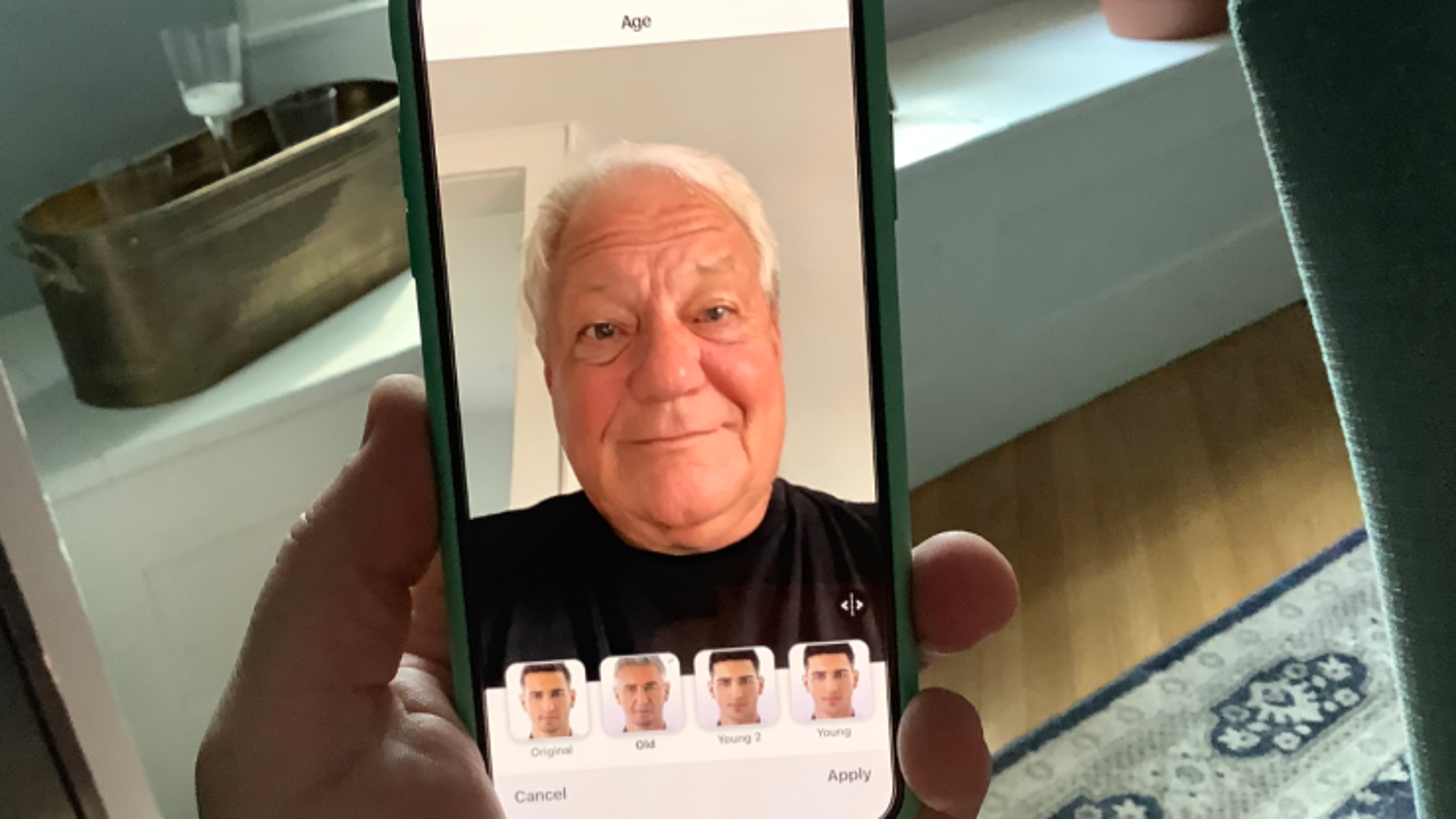 FaceApp Challenge: How to download and post