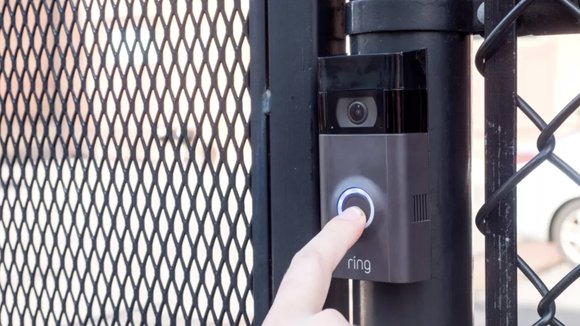 Home security made easy with Ring.