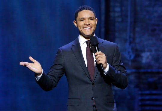 "Best variety talk series: ""The Daily Show"" with Trevor Noah, Comedy Central"