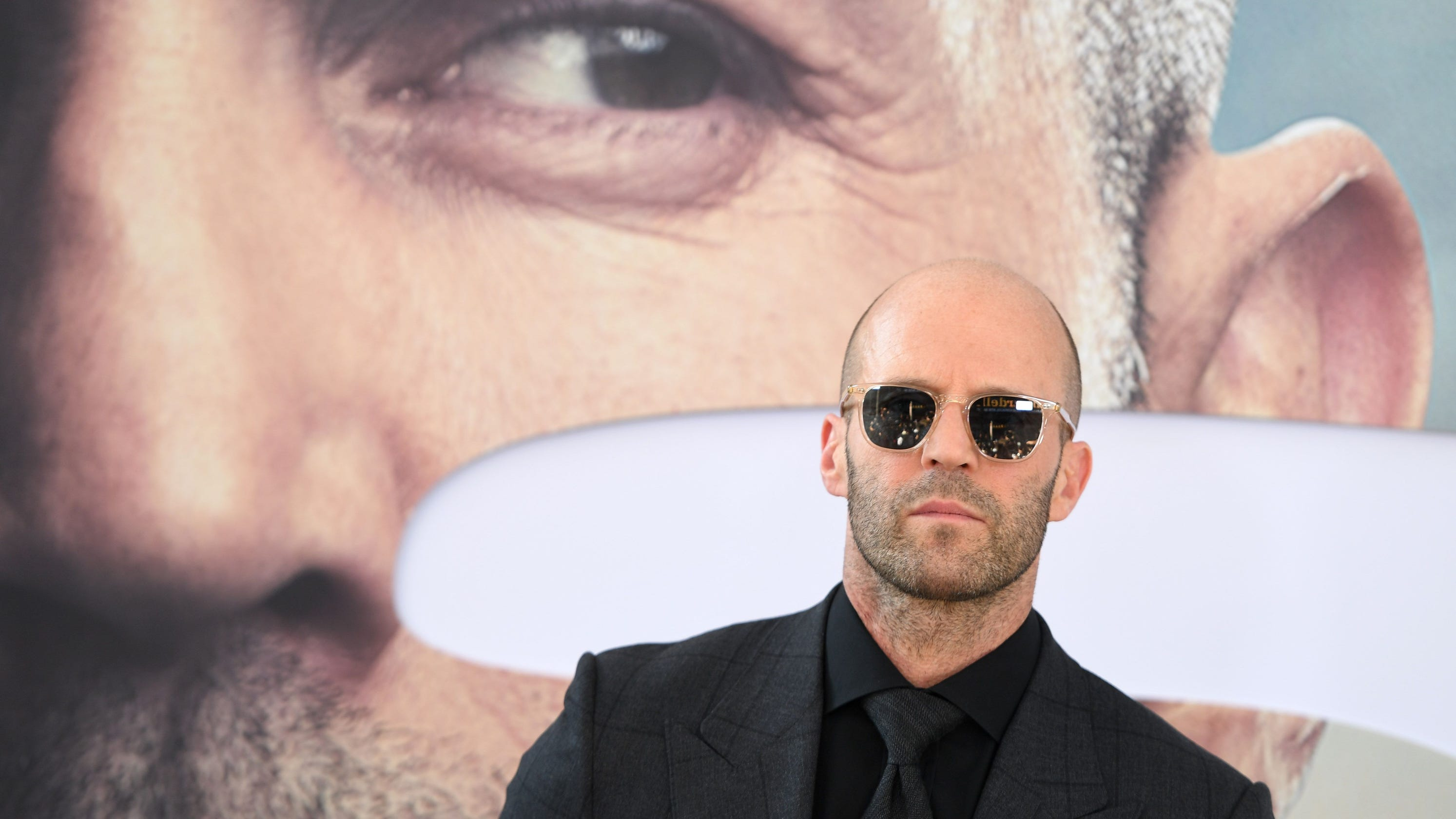 Jason Statham nailed i...