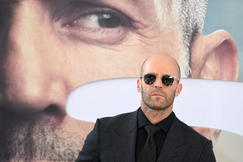 Jason Statham swears he nailed insane Bottle Cap Challenge on first try: 'Boom! One take'