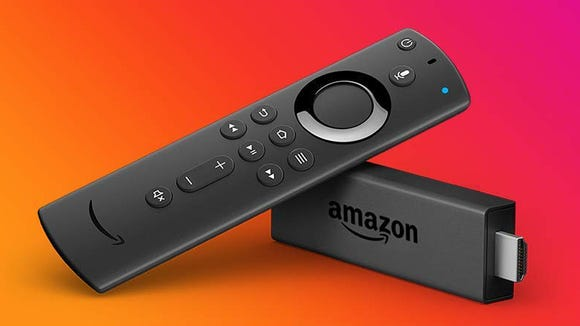 The Amazon Fire TV Stick is the entry-level streaming stick in the Fire TV lineup.