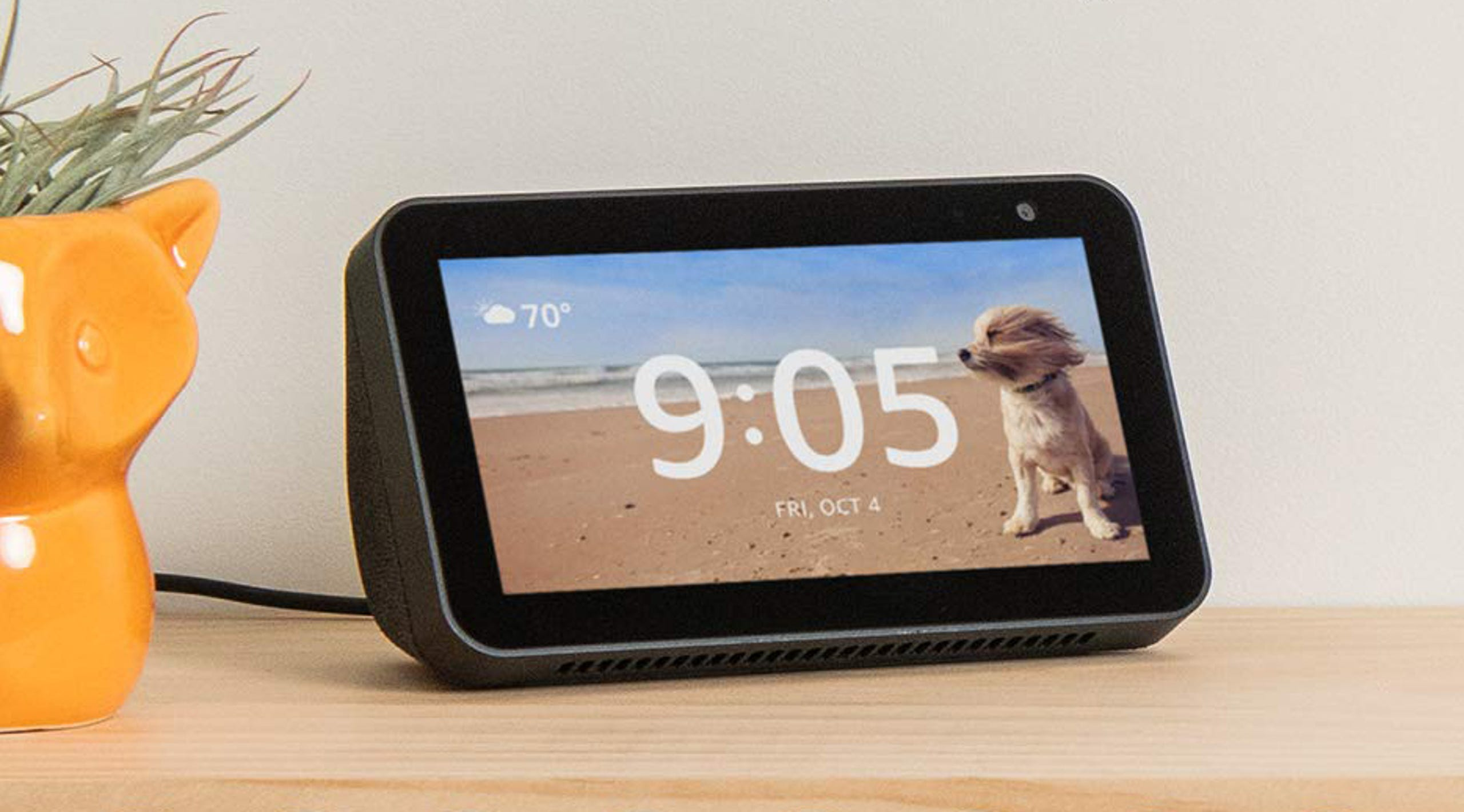 "If you love the power of Alexa but wish you could see your reminders instead of hearing them sometimes, the Echo Show 5 is a primo choice. It&rsquo;s small and adorable, but the screen offers so much more than the voice-only Dot. (<a href=""https://www.amazon.com/dp/B07HZLHPKP/ref=as_li_ss_tl?ref=ODS_v2_FS_AUCC&amp;linkCode=ll1&amp;tag=usatgallery-20&amp;linkId=cd6c2a1579434197b48f582e521cfb3b&amp;language=en_US"">$89.99 on Amazon</a>)"