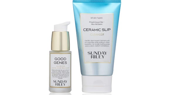 Sunday Riley's cult favorite Good Genes treatment rarely goes on sale, so this is big deal.