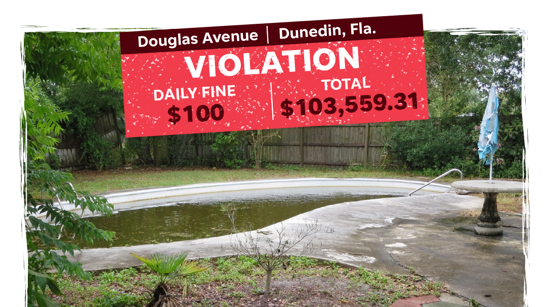 Excessive fines? Florida city hits homeowners with massive