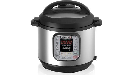 Instant Pot DUO 60 6-quart 7-in-1 Multi-cooker
