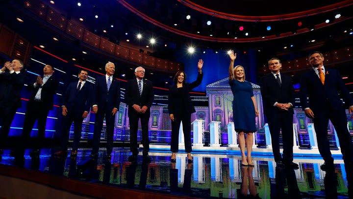 'It's a great slogan, but it's not workable:' Health insurers pan Joe Biden, Bernie Sanders health fixes