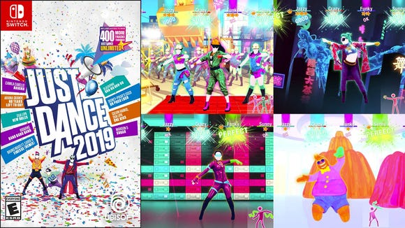 Just Dance 2019 is a great party game that's very easy to get into.
