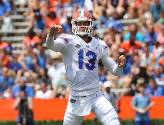 Quarterback Feleipe Franks, a redshirt junior, is coming off a breakout 2018 campaign during which he completed 58.4 percent of his passes for 2,457 yards and 24 touchdowns.