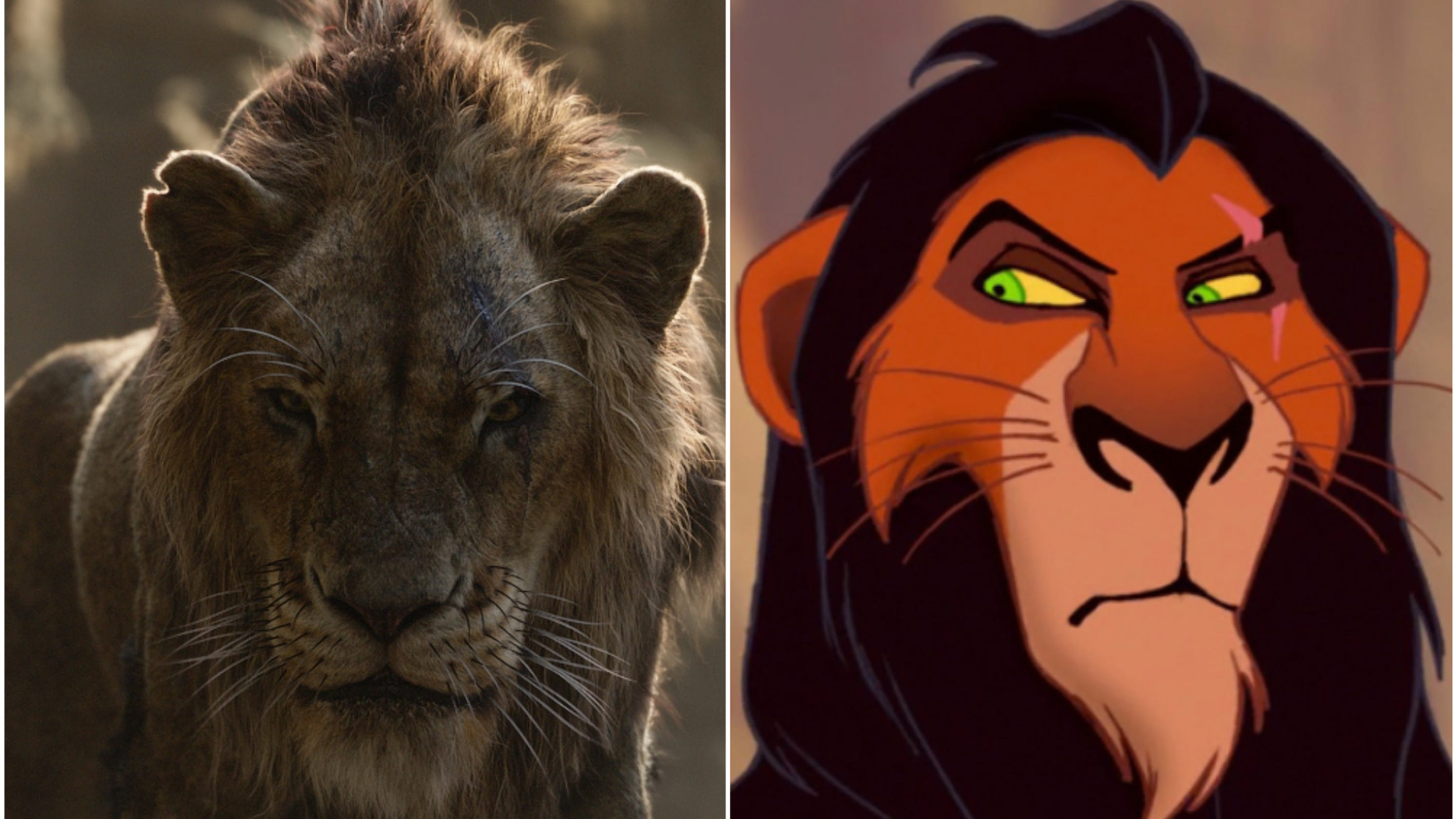 The Lion King' remake's biggest changes from the original