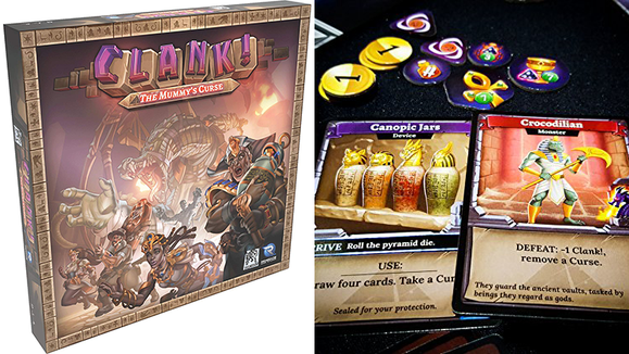 Don't miss this deal on Clank! The Mummy's Curse