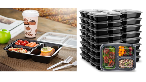 Meal Prep Bento Boxes